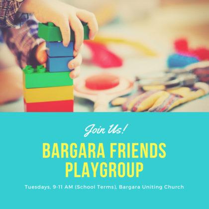 Bargara Friends Playgroup